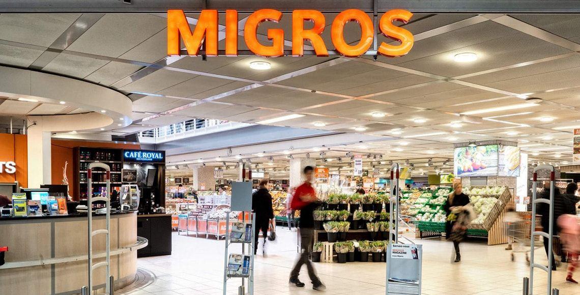 migros mağazası