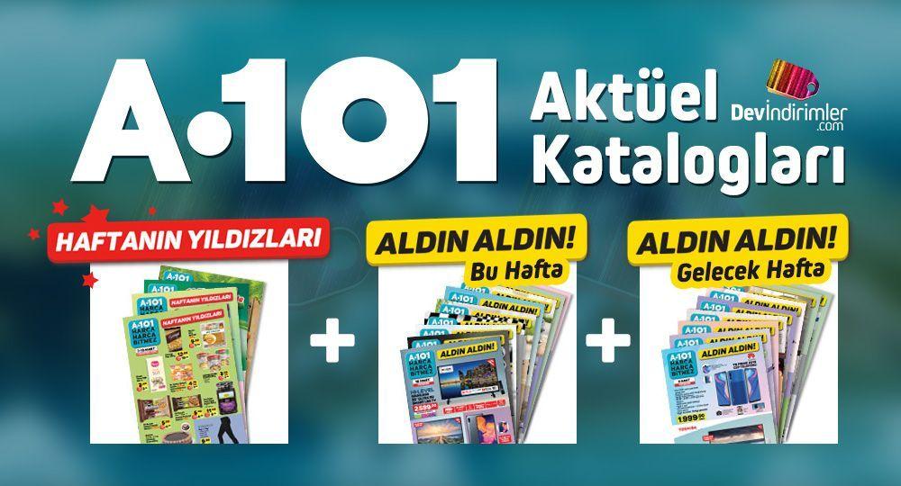 A101 Aktüel Katalogları