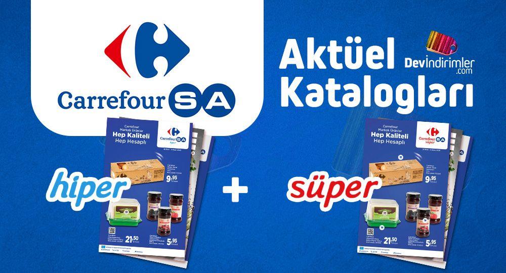 Carrefour Katalog