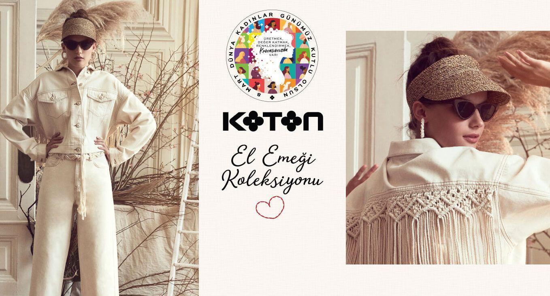 Koton El Emeği Koleksiyonu