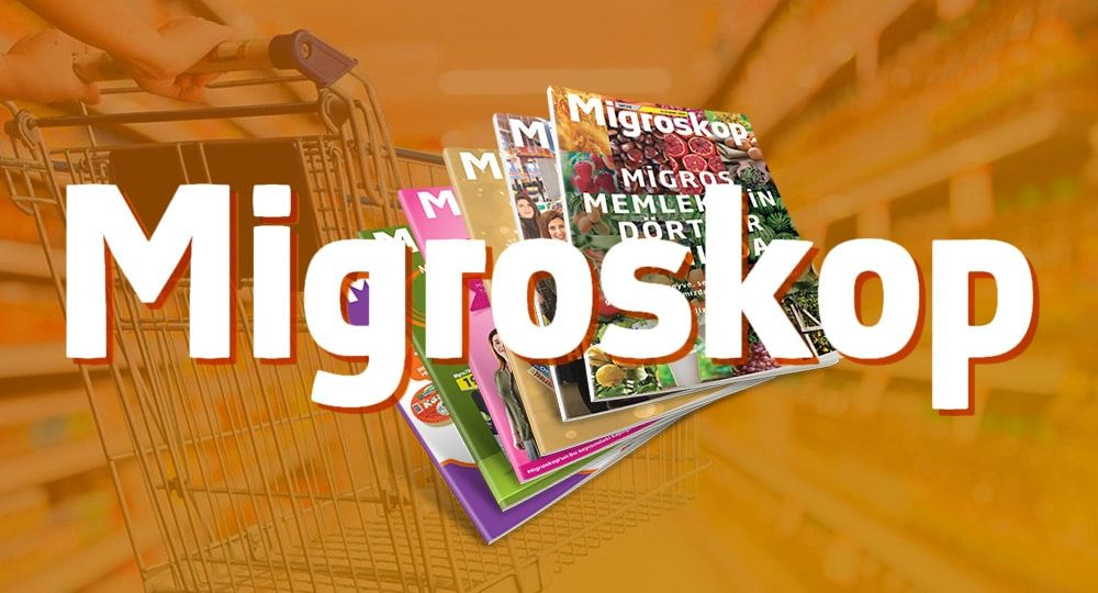 Migroskop Migros Katalog