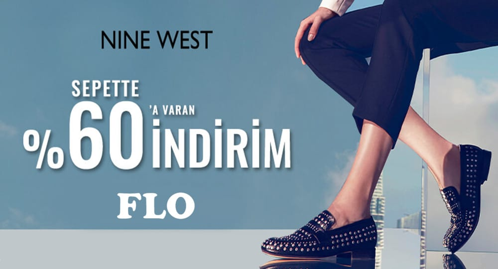 Nine West İndirim