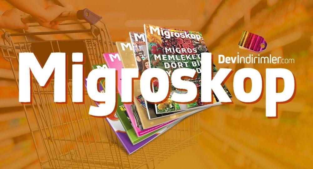 Migroskop Migros Katalog Haziran 2020