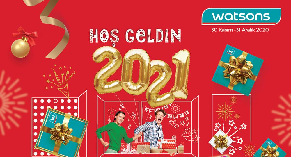 Watsons Katalog Aralık 2020 | Watsons İndirimleri