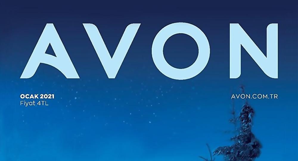 Avon Katalog Nisan 2021   Avon İndirimleri